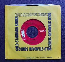 "7"" Elvis Presley - We Call On Him - US RCA Gold Standard Promo"