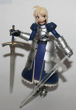 Fate/Stay Night Saber / Altria Pendragon Poseable Japan Action Figure
