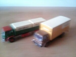 2 EFE Bedford Trucks 1.76 Scale