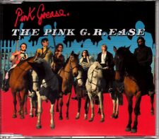 PINK GREASE - THE PINK G.R.EASE - VIDEO ENHANCED 2004 CD SINGLE - MINT