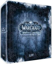 Wow wotlk wrath of the ment King Collectors Edition-used