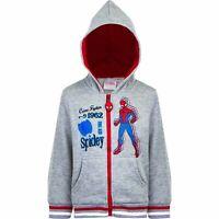 Spiderman Sweatjacket Hoodie Zip