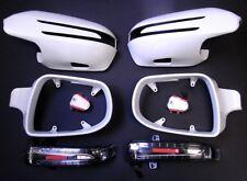 Spiegelgehäuse + LED Blinker für Mercedes W203 CLC unlackiert ab Bj.2009