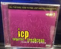Insane Clown Posse - Forgotten Freshness vol. 5 CD SEALED twiztid howard stern