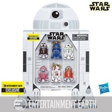 """Star Wars The Black Series Astromech Droids 3.75"""" Action Figures Pack Limited Ed"""