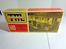 Train Miniatures # 2408 HO Scale 40' Wood Reefer Mathieson Chem. Co. #5027