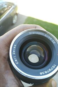 Carl Zeiss Distagon T* 35mm F2 ZE FOR CANON EF