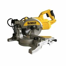 DeWalt DWS773 1300 Watt Kappsäge und Gehrungssäge Paneelsäge