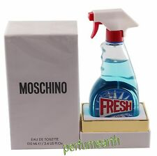 Moschino Fresh Couture ByJeremy Scott  3.3/3.4oz.Edt Spray For Women New In Box