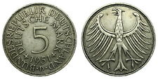 Germany - 5 Mark 1951D - Silver