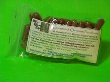 Cinnamon 1,000mg Anti Inflammatory Glycemic Blood Sugar Leveller 100 Caps $7.97