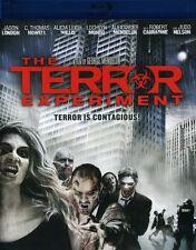 Terror Experiment (2012, REGION A Blu-ray New) BLU-RAY/WS