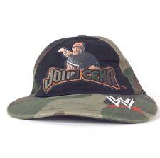 John Cena WWE Wrestling Army Camo Beaseball Cap Hat Kids Size 7-12 Size Adj