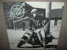 THE BOYZZ Too Wild To Tame RARE FACTORY SEALED New Vinyl LP 1978 JE-35440 CutOut