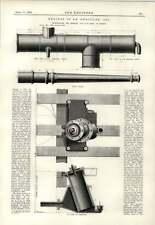 1890 Bomba de Aire ss Hércules Paleta de Tubo de Escape Eje 1830