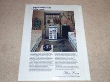 Phase Linear Series II AD, '79 Components,Amp,Pre,Tuner