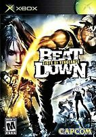 Beat Down: Fists of Vengeance (Microsoft Xbox, 2005) Disc Only No Case