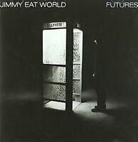 Futures von Jimmy Eat World, Gil Norton   CD   Zustand gut