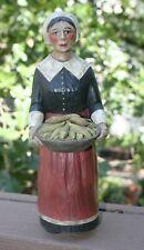 New ListingMidwest of Cannon Falls Leo R Smith Folk Art Pilgrim Woman Ltd Ed #35 of 5000