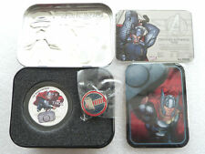 2014 Niue Marvel Avengers Thor $2 Two Dollar Silver Proof Coin