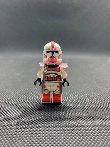 Lego Star Wars Custom Decaled Shock Trooper Officer
