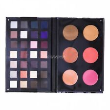 Beauty Treats Deluxe Pro Palette Face 28 Eyeshadow 4 Blushes 2 Bronzers Matte
