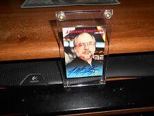 Rare Babylon 5 Autograph Card J. Michael Straczynski Creator 715/900 New Free Sh