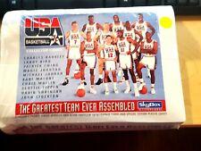 1992 Skybox USA Basketball Box. Jordan, Magic, Bird, etc. Factory Sealed. NBA