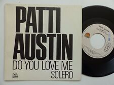 PATTI SMITH Do you love me 17838 pRESSAGE FRANCE RRR