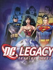 DC Legacy Card Album DC Comics