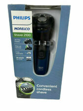 Philips Norelco Dry Electric Rotation Shaver 2100 Cordless NEW