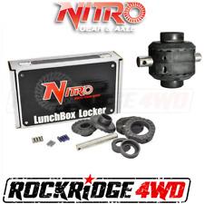 Nitro Gear Lunch Box Locker Suzuki SJ413 with coupler, 85-95 Samurai & Jimny