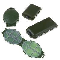 Fishing Lure Compartments Storage Case Box Plastic Fish Spoon Tackle Box Fh