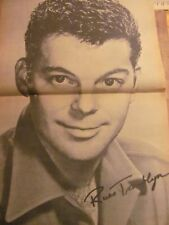 Russ Tamblyn, Two Page Vintage Centerfold Poster