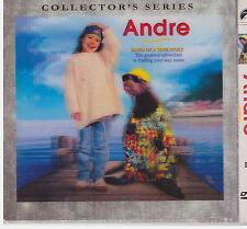 ANDRE (DVD, 1994. Thin 5x5 sleeve) NEW AND SEALED LENTRICULAR COVER