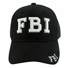 FBI Embroidered Hat Cap Adjustable Cap Baseball Hat FAST USA SHIPPING