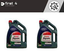 Castrol Magnatec 5w20 2 X 5 Litre Professional Engine Oil Ford EcoBoost (151a95)