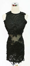 WINDSOR Black Homecoming Party Dance Dress L - $100 NWT