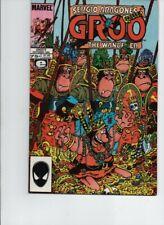 Groo the Wanderer # 8 (Marvel/Epic 1985) Sergio Aragones  VF