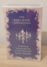 The Kate Mosse Collection 3 Books Mistletoe Bride Taxidermists Daughter Ghosts