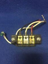 Whirlpool / Kenmore / Roper Dryer Terminal Block 3397659  WP3397659 ground wire