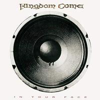 Kingdom Come : In Your Face CD Bonus Tracks  Remastered Album (2019) ***NEW***
