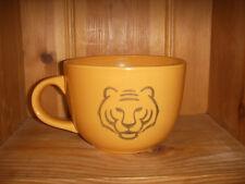 Large Orange Tiger Design Coffee / Soup Mug