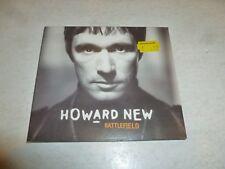 HOWARD NEW - Battlefield - Deleted 1996 UK 3-track CD single