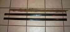 NOS 1950 BUICK Front Door Moldings SPECIAL SUPER ROADMASTER Estate Wagon Sedan
