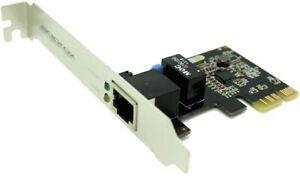 Gigabit PCI Express Network Adapter,Low Profile Bracket 1000mbps realtek rtl8111