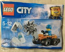LEGO 30360 Arctic Ice Saw Polybag New Unopened Free Post