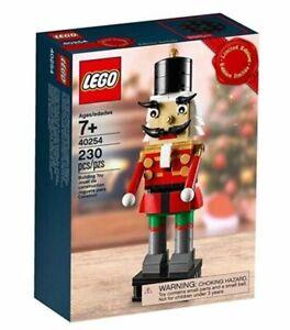 Brand New Lego - Nutcracker - 40254 - Damaged box
