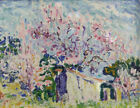 Spring In Provence Paul Signac Abstract Wall Art Painting Print CANVAS Repro SM