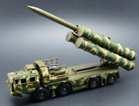 1:72 Scale Russian S300 Missile Launcher And Radar Vehicle 4D Assembly Model Kit